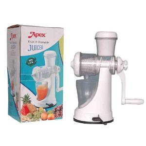 FRUIT & VEGETABLE JUICER -