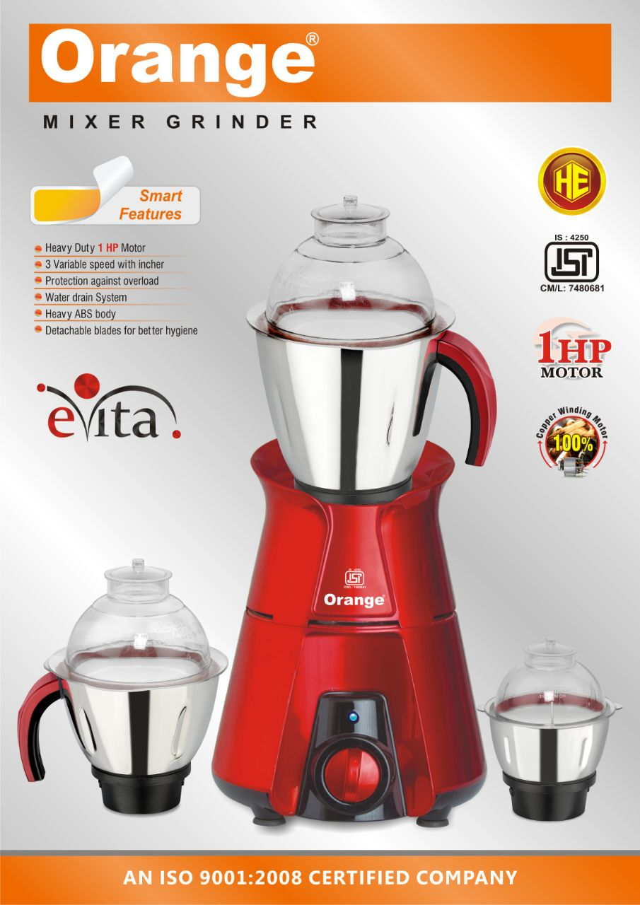 Evita 1HP Metalic -