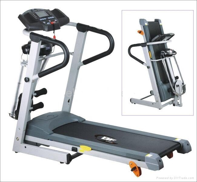 MOT0RIZED TREADMILL 1.75HP  -